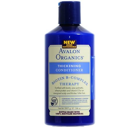 Avalon Organics шампунь для утолщения волос с биотином