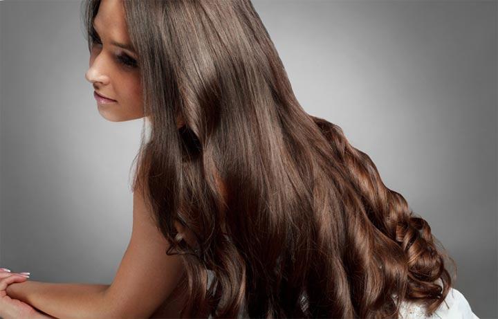 Маска из для волос для густоты