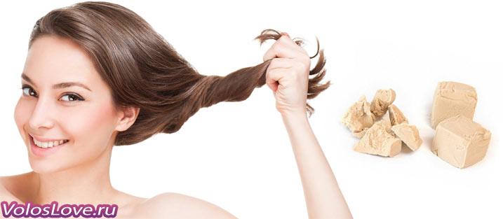 Дрожжи для роста волос маски фото