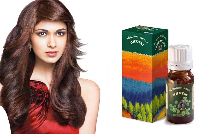Пихтовое масло эфирное для волос
