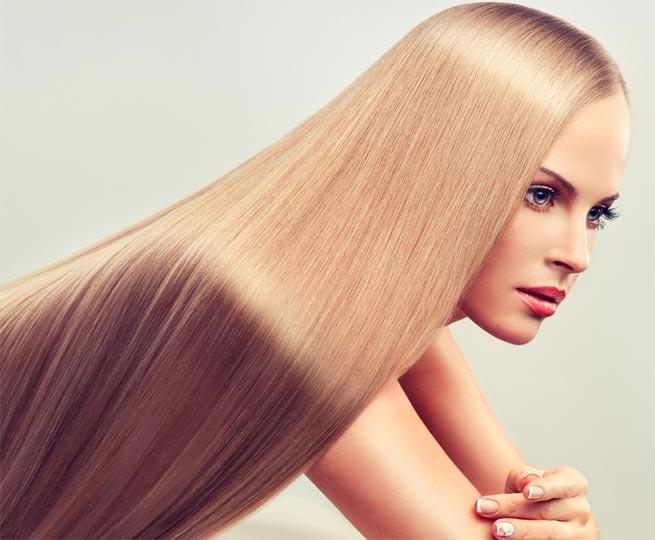 осветление волос коньяком для роста