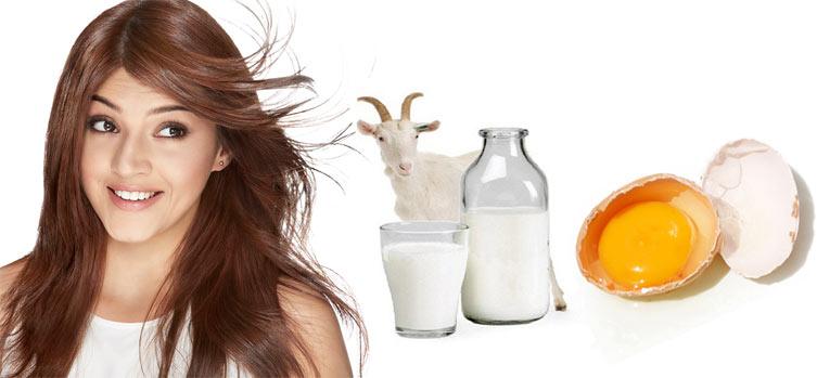 Козье молоко для волос маска свойства рецепты