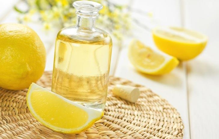 маски для волос касторовое масло и лимон