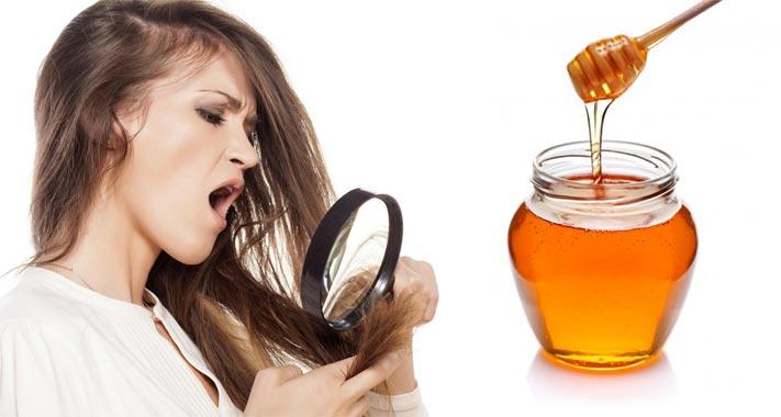 Маска для ломких волос с медом в домашних условиях
