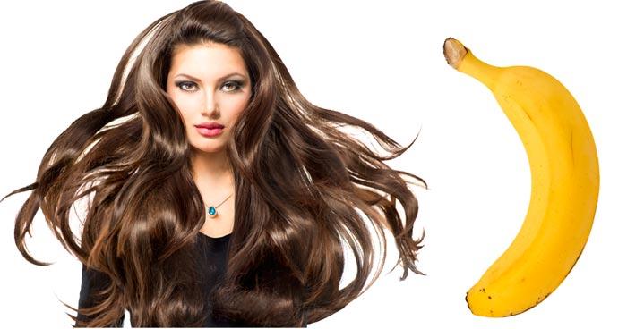 Маска для роста и объёма волос с бананом рецепт