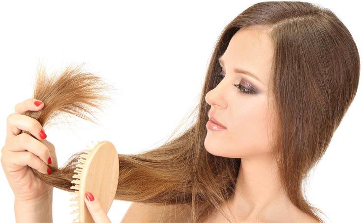маска для сухих кончиков волос в домашних условиях рецепт