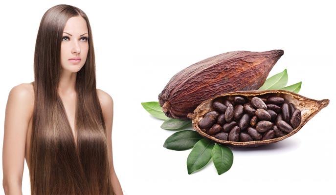 Маски для роста волос из какао порошка