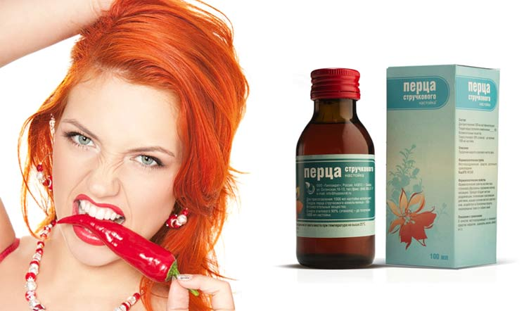 маска для волос с красным перцем в домашних условиях