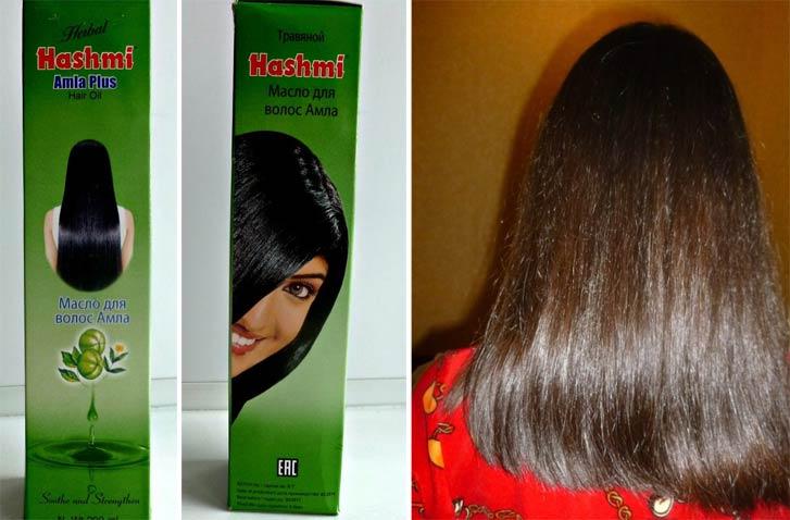Маска для волос с маслом амлы в домашних условиях эффект