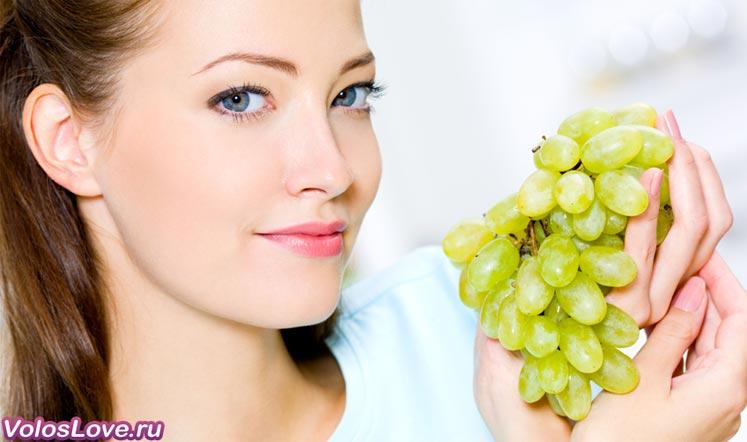 Масло виноградной косточки применение для волос