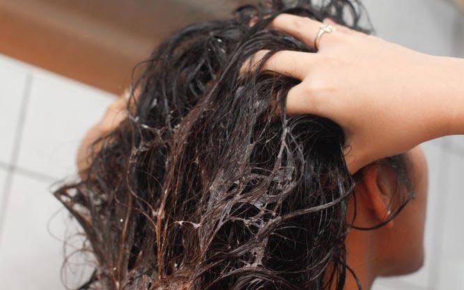 Голубая глина выпадение волос отзывы