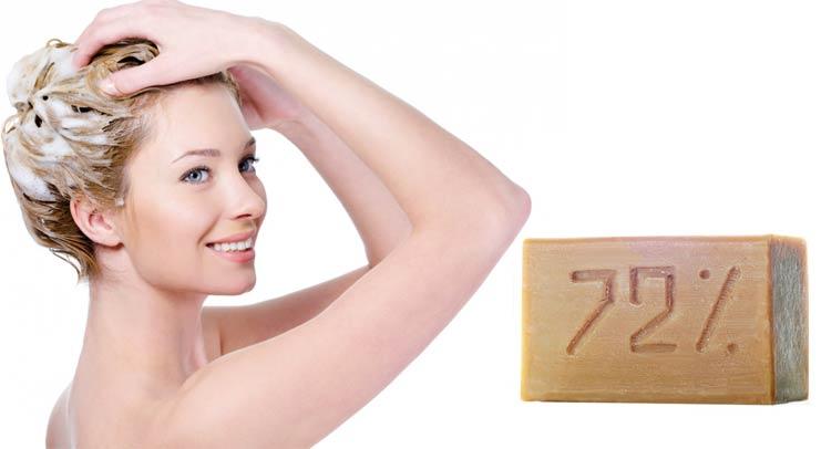 мыть волосы хозяйственным мылом результат отзывы
