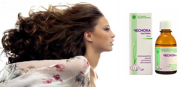 чесночные маски для волос от выпадения отзывы