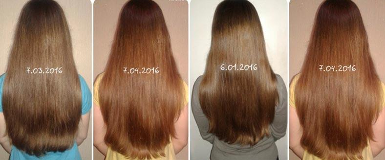 Касторовое масло и кефир волосы