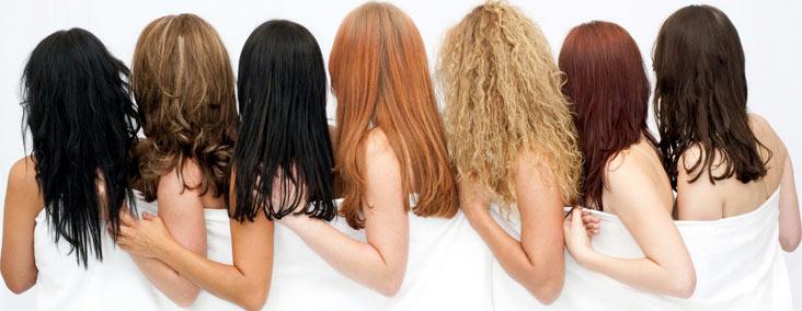 Как определить волосы жирные или сухие