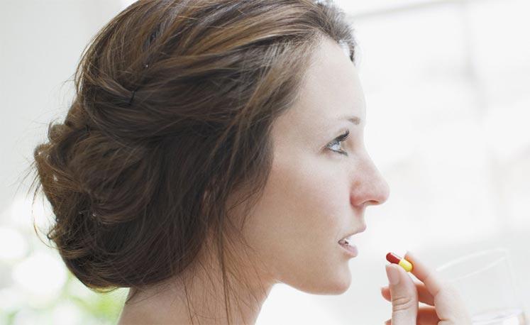 Аптечные витамины от выпадения волос