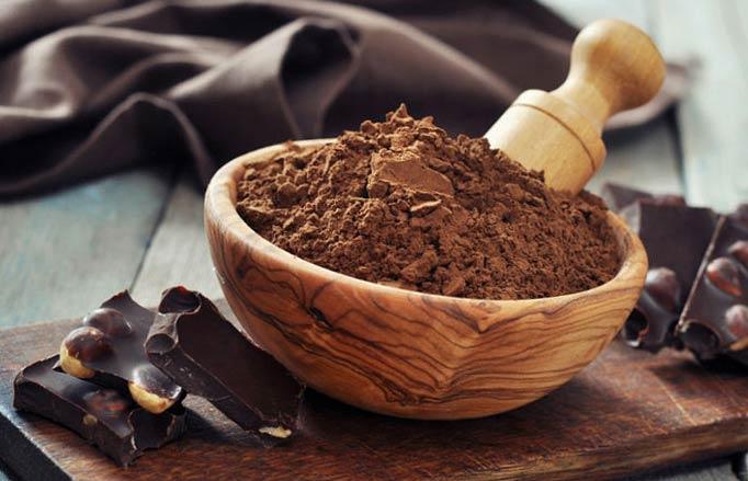 Маска с какао для роста и от выпадения волос