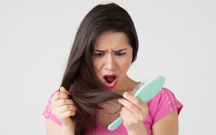 сколько волос должно выпадать в день