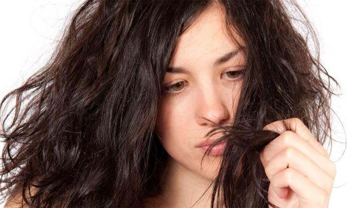 увлажнение сухих кончиков волос в домашних условиях