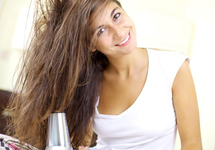 уход за сухими волосами в домашних условиях народными средствами
