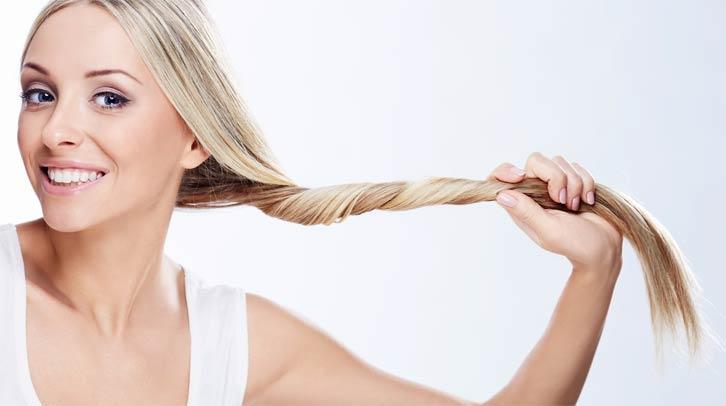 Для укрепления волос трава