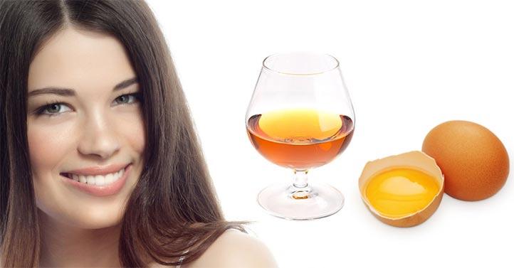 Маска с медом и касторовым маслом для волос