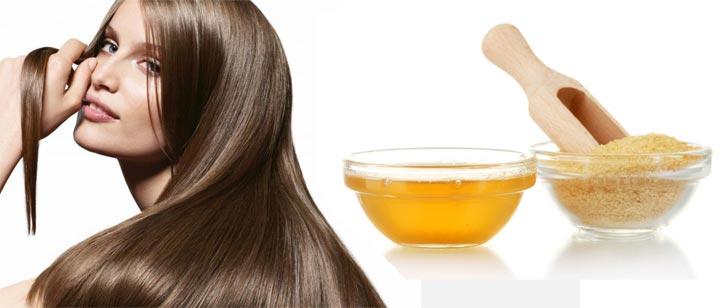 Рецепты с желатином для восстановления волос маска