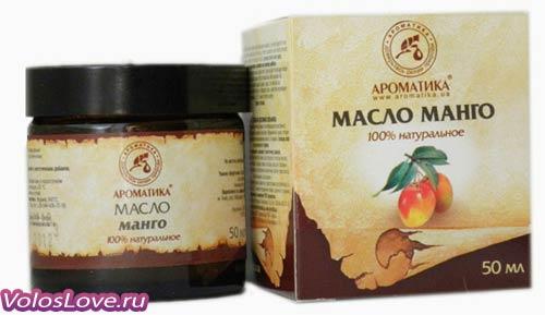Манговое масло для волос рецепты масок