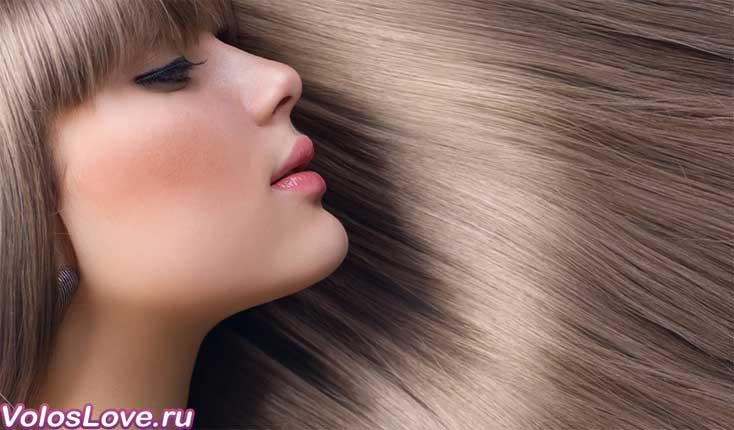 Маска для волос из крапивы блеск