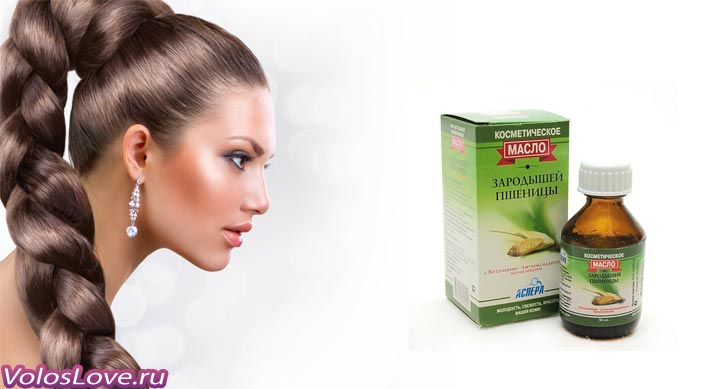 Маска для волос с маслом зародышей пшеницы отзывы рецепты