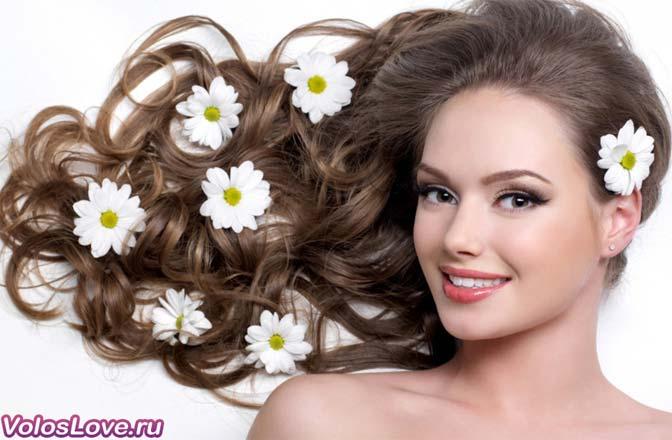 Маски для волос из ромашки отзывы