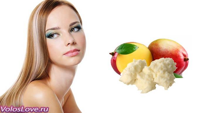 маска для волос с маслом манго в домашних условиях рецепты