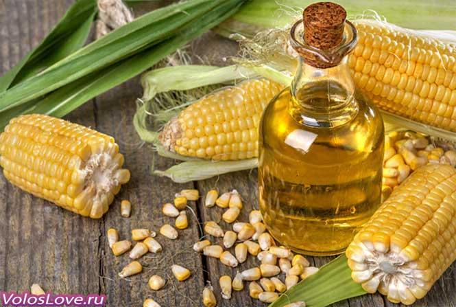 Масло кукурузы для волос польза отзывы