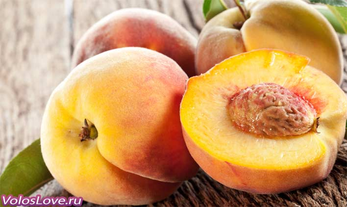 Масло персика для волос польза как использовать отзывы