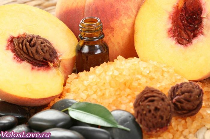 Масло персиковых косточек для волос применение в чистом виде отзывы