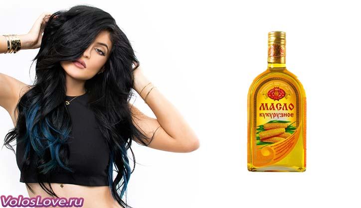 Применение кукурузного масла для волос маски