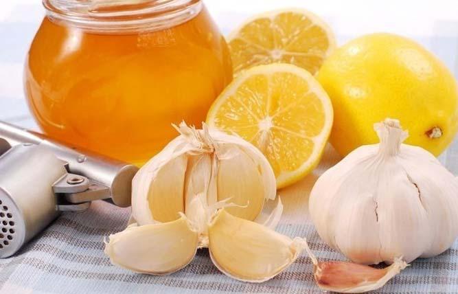 Маска с чесноком и медом для волос рецепты