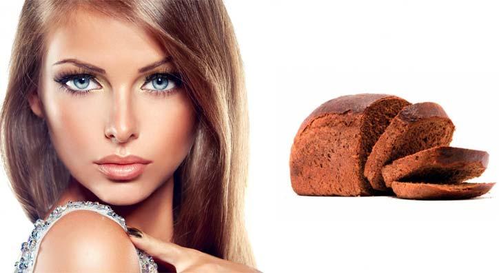 Маска для волос из хлеба роста выпадения рецепты