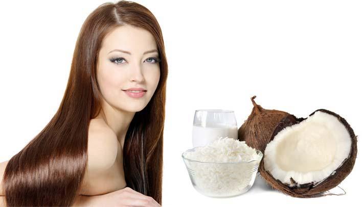 Маска для волос с кокосовым маслом рецепты польза