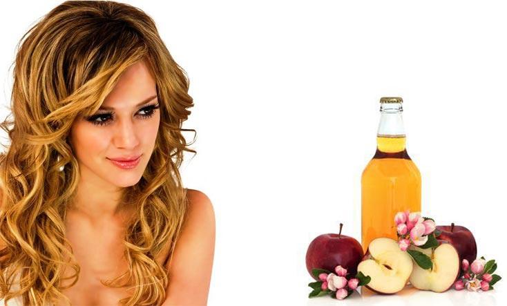 маски для волос с яблочным уксусом отзывы