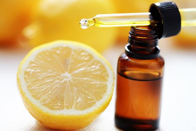 Масло лимона для волос применение в шампунь