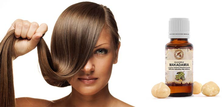 Масло макадамии для роста волос