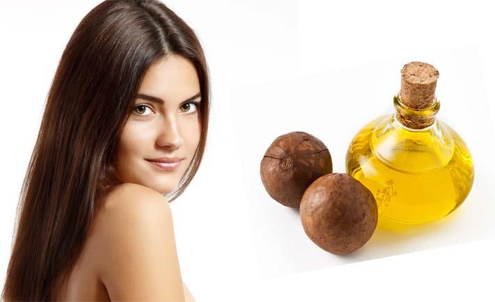 Масло ореха макадамии для волос свойства применение