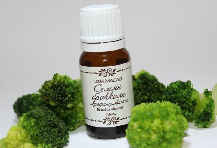 масло семян брокколи для волос применение рецепты
