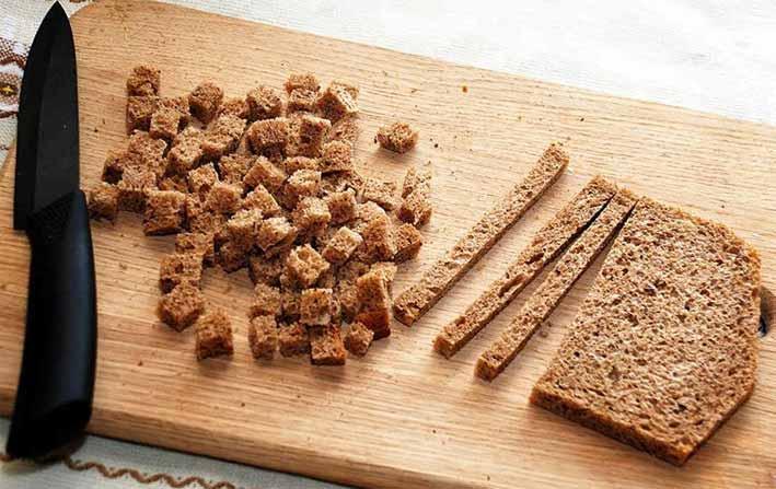 ржаной хлеб для волос рецепты масок