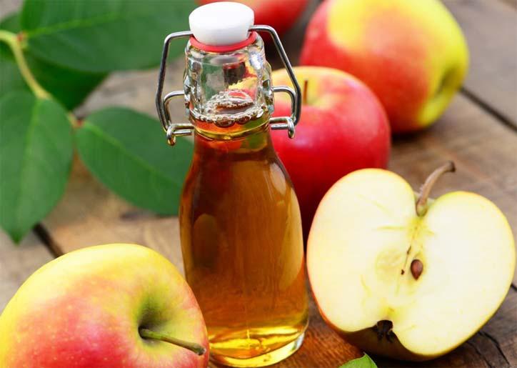 Уксус из яблок для волос рецепты полоскание отзывы