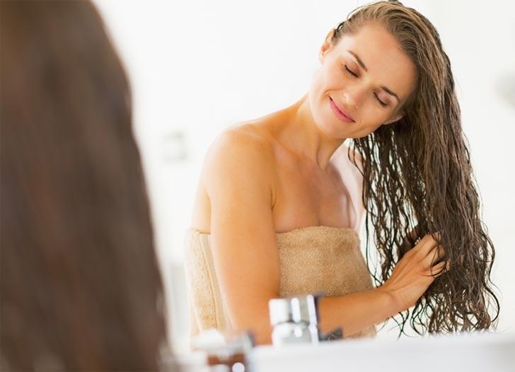 яблочный уксус для волос ополаскивание мытье