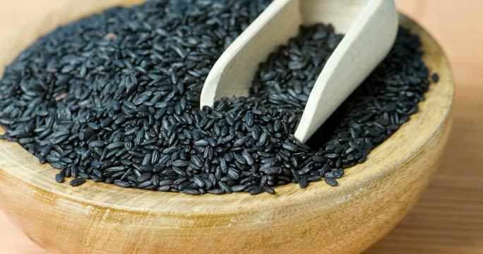 Чёрный рис для волос маска отзывы