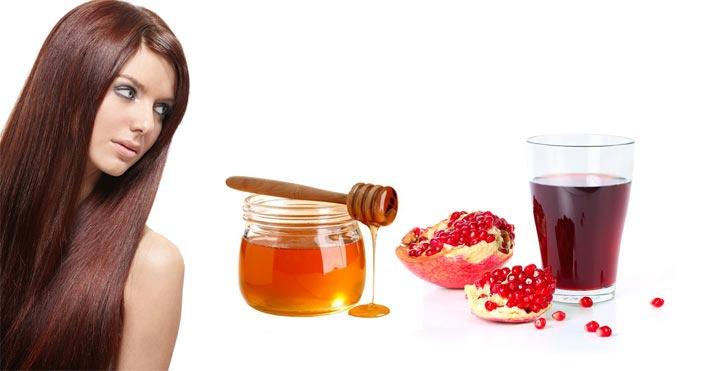 Домашняя маска для волос с медом применение
