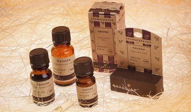 Эфирное масло пачули для волос свойства применять